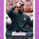 1993 Topps Gold Baseball #473 Dave Henderson - Oakland A's