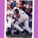 1993 Topps Gold Baseball #450 Darryl Strawberry - Los Angeles Dodgers