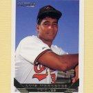 1993 Topps Gold Baseball #446 Luis Mercedes - Baltimore Orioles