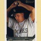 1993 Topps Gold Baseball #444 David Nied - Colorado Rockies