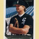 1993 Topps Gold Baseball #443 Terry Leach - Chicago White Sox