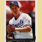 1993 Topps Gold Baseball #442 Kevin McReynolds - Kansas City Royals