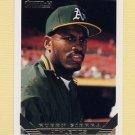 1993 Topps Gold Baseball #440 Ruben Sierra - Oakland A's