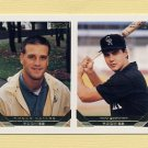 1993 Topps Gold Baseball #433 Roger Bailey RC / Tom Schmidt - Colorado Rockies
