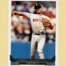 1993 Topps Gold Baseball #424 John Valentin - Boston Red Sox