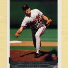 1993 Topps Gold Baseball #415 Todd Frohwirth - Baltimore Orioles