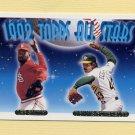 1993 Topps Gold Baseball #411 Lee Smith / Dennis Eckersley AS