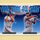 1993 Topps Gold Baseball #406 Larry Walker / Kirby Puckett AS