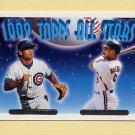 1993 Topps Gold Baseball #402 Ryne Sandberg / Carlos Baerga AS