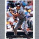 1993 Topps Gold Baseball #392 Travis Fryman - Detroit Tigers
