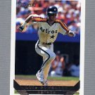 1993 Topps Gold Baseball #362 Luis Gonzalez - Houston Astros