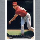 1993 Topps Gold Baseball #317 Kyle Abbott - Philadelphia Phillies