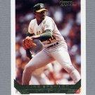 1993 Topps Gold Baseball #290 Dave Stewart - Oakland A's