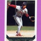 1993 Topps Gold Baseball #257 Luis Alicea - St. Louis Cardinals