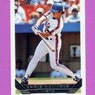 1993 Topps Gold Baseball #238 Chris Donnels - New York Mets