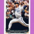 1993 Topps Gold Baseball #186 Mike Magnante - Kansas City Royals