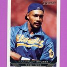 1993 Topps Gold Baseball #124 Franklin Stubbs - Milwaukee Brewers