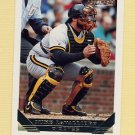1993 Topps Gold Baseball #054 Mike LaValliere - Pittsburgh Pirates