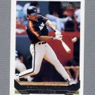 1993 Topps Gold Baseball #007 Pete Incaviglia - Houston Astros