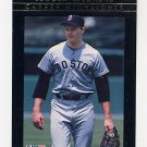 1992 Fleer Baseball Clemens #01 Roger Clemens - Boston Red Sox