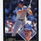 1992 Fleer Baseball All-Stars #17 Rafael Palmeiro - Texas Rangers