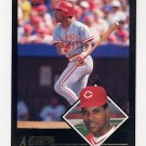 1992 Fleer Baseball All-Stars #16 Barry Larkin - Cincinnati Reds