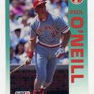 1992 Fleer Baseball #415 Paul O'Neill - Cincinnati Reds