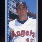 1993 Fleer Baseball #197 Tim Salmon - California Angels