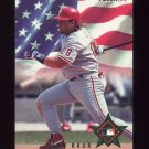 1994 Fleer Baseball All-Stars #44 John Kruk - Philadelphia Phillies