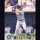 1995 Pacific Baseball #400 Edgar Martinez - Seattle Mariners