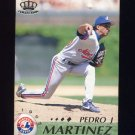 1995 Pacific Baseball #271 Pedro Martinez - Montreal Expos
