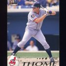 1995 Pacific Baseball #130 Jim Thome - Cleveland Indians