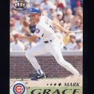 1995 Pacific Baseball #070 Mark Grace - Chicago Cubs
