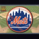 1995 Pacific Prisms Baseball Team Logo #23 New York Mets