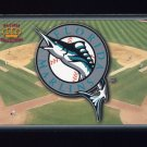 1995 Pacific Prisms Baseball Team Logo #19 Florida Marlins