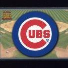 1995 Pacific Prisms Baseball Team Logo #16 Chicago Cubs