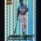 1995 Pacific Prisms Baseball #126 Ken Griffey Jr. - Seattle Mariners