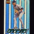 1995 Pacific Prisms Baseball #125 Felix Fermin - Seattle Mariners