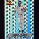 1995 Pacific Prisms Baseball #099 Luis Polonia - New York Yankees