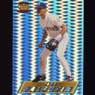 1995 Pacific Prisms Baseball #077 Jose Valentin - Milwaukee Brewers