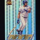 1995 Pacific Prisms Baseball #065 Felix Jose - Kansas City Royals