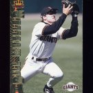 1997 Pacific Baseball #446 Bill Mueller RC - San Francisco Giants