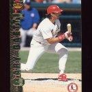 1997 Pacific Baseball #408 Gary Gaetti - St. Louis Cardinals