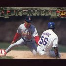 1997 Pacific Baseball #402 Luis Alicea - St. Louis Cardinals