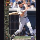 1997 Pacific Baseball #096 Alan Trammell - Detroit Tigers