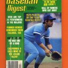 Baseball Digest December 1979 with George Brett of the Kansas City Royals on the Cover