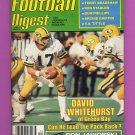 Football Digest December 1979 with David Whitehurst of the Green Bay Packers on the Cover