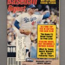 Baseball Digest June 1982 with Jerry Reuss of the Los Angeles Dodgers on the Cover