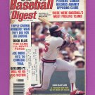 Baseball Digest May 1980 with Don Baylor of the California Angels on the Cover