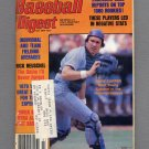 Baseball Digest March 1980 with Gary Carter of the Montreal Expos on the Cover